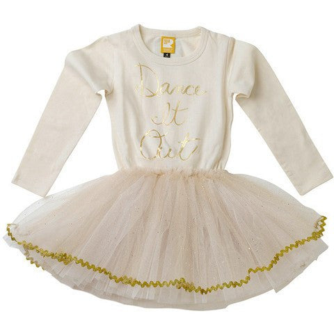 Rock Your Baby Dance It Out Tutu Dress [LAST ONE]