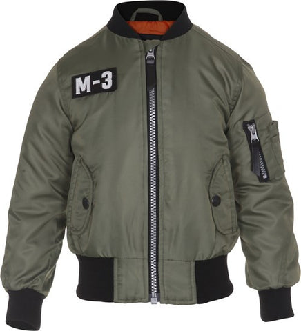 Molo Hiker Milligreen Jacket