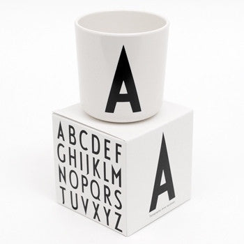 Design Letters - Kid Cup