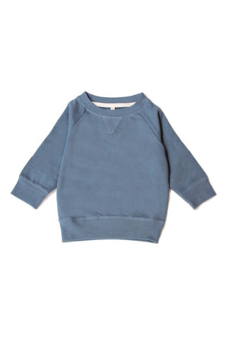 Gray Label sweatshirt in denim
