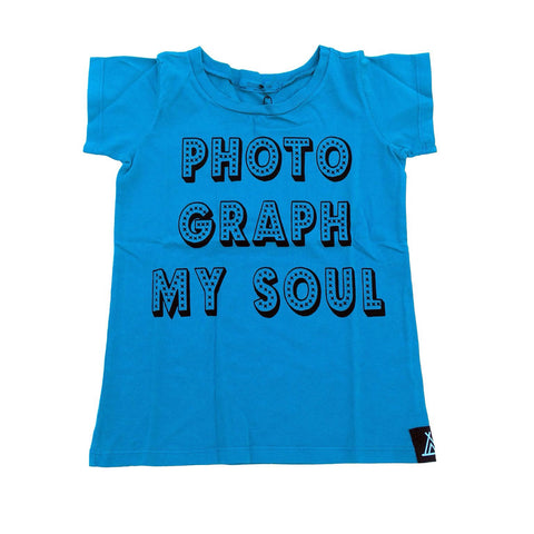Quinn + Fox Photograph my soul tee