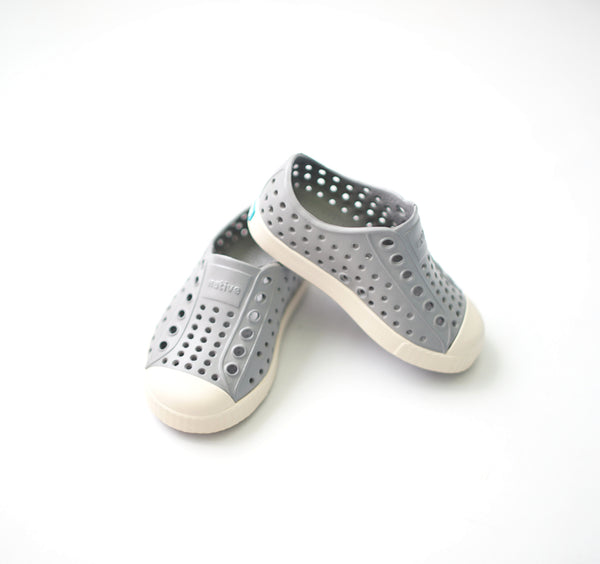 Native Jefferson Child Pigeon Grey/Bone White