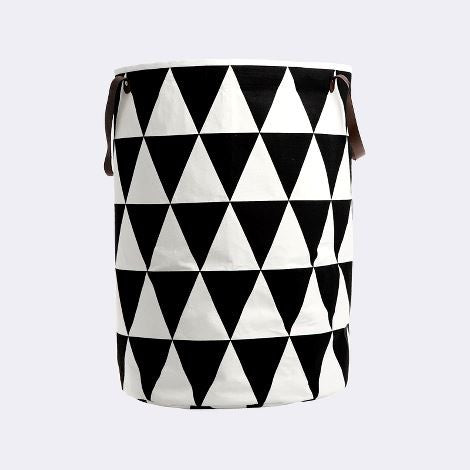 Ferm Living Laundry Basket | Triangle