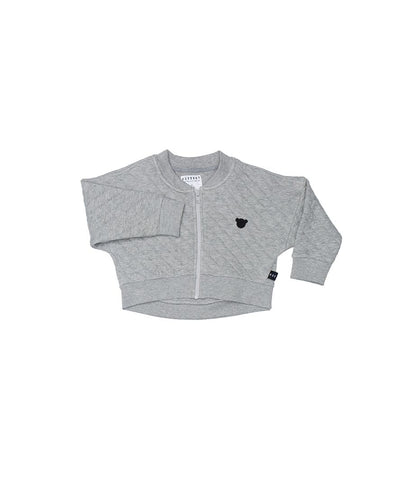 Huxbaby Grey Balloon Jacket