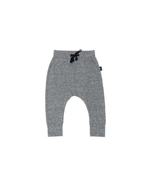 Huxbaby Bear Back Drop Crotch Pant