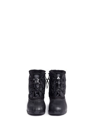 Native x NUNUNU Jimmy Winter 2.0 Boots