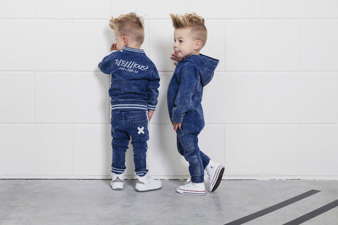 Lucky no 7 Denim Jogger