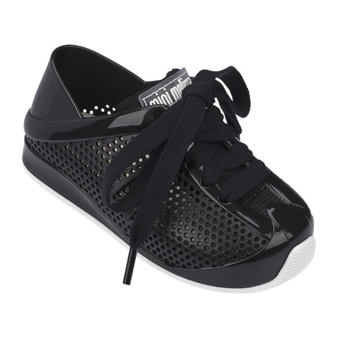 Mini Melissa Love System Shoe | Black