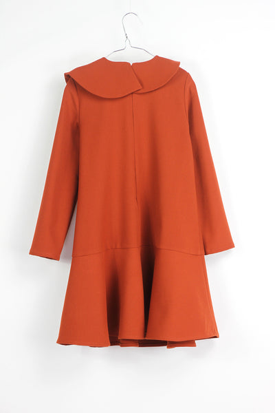 Motoreta Mia Dress tangerine