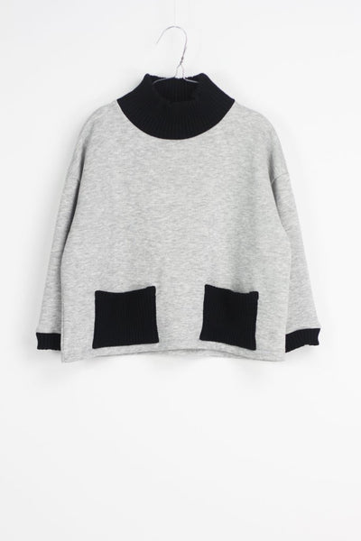 Motoreta Luca Sweater grey