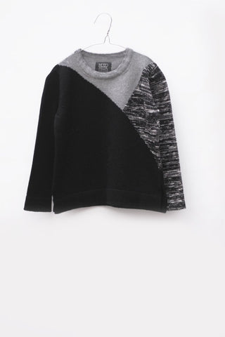 Motoreta Jumper black & grey