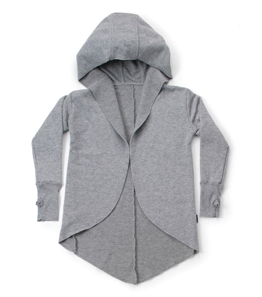 Nununu FW 17 Cape- Heather Grey