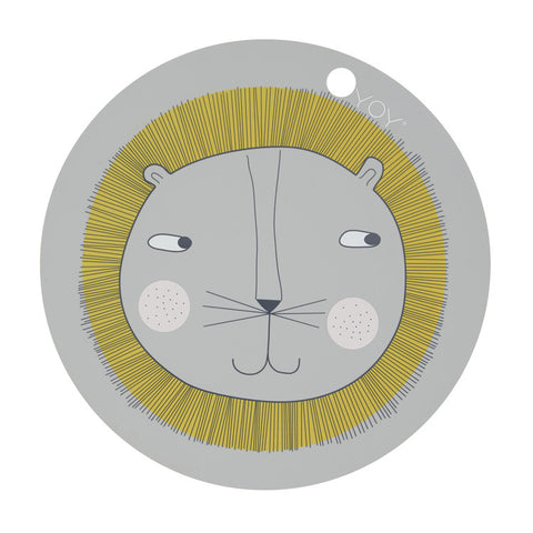OYOY Living Design Placemat - Lion