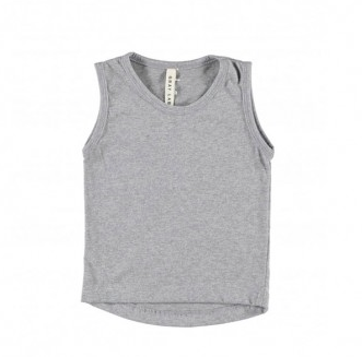 Gray Label Classic Tanktop in Light Grey