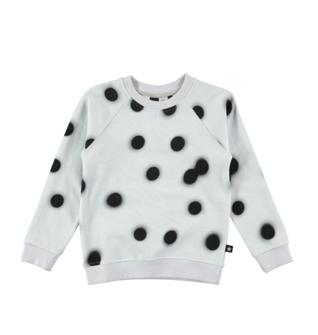 Molo Marlin Spray Dots Sweatshirt
