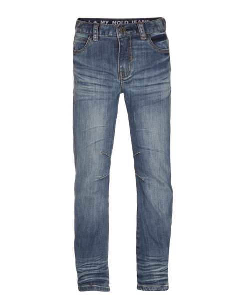 Molo Alonso Worn denim Jeans