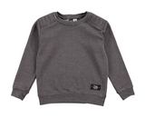 Molo Motley Pavement Grey Sweatshirt