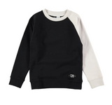 Molo Morten Black Long Sleeve Sweatshirt