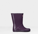 Hunter Boots Kids First Classic | Gloss Purple