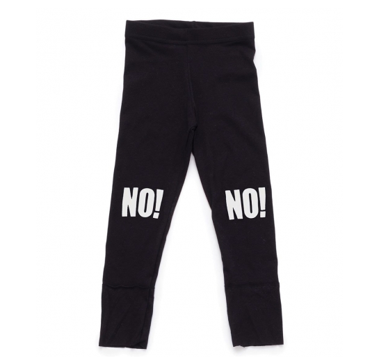 NUNUNU NO! Legging | Black