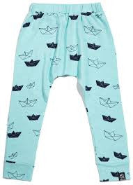 Kukukid Mint Ship Baggy Pants [LAST ONE]
