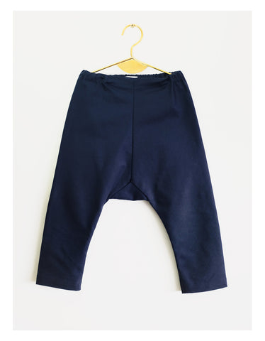Wolf & Rita Domingos Baggy Pants | Navy