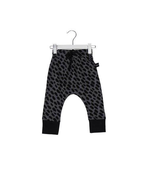 Huxbaby SS17 Big Cat Drop Crotch Pants