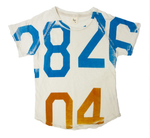 Nico Nico Undefeated Raglan- Shell