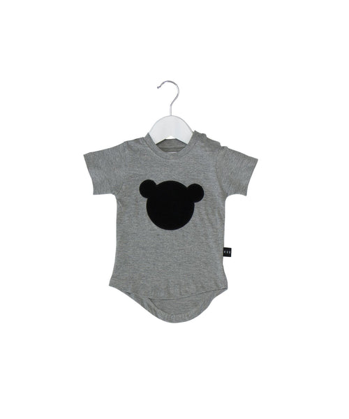 Huxbaby SS17 Huxbaby Applique Drop Back Tshirt