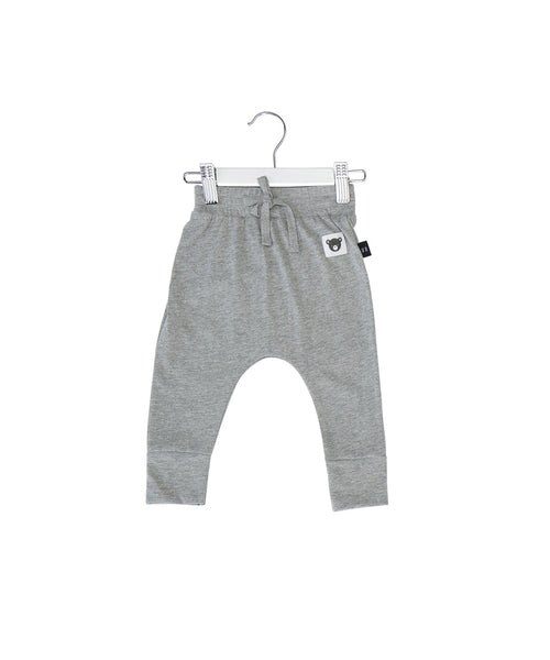 Huxbaby SS17 Grey Drop Crotch Pants