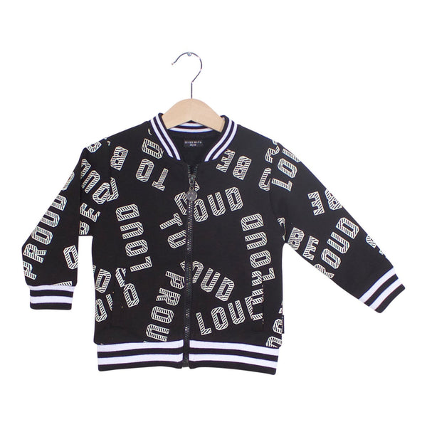 Lucky No 7 Proud2be Loud bomber Jacket