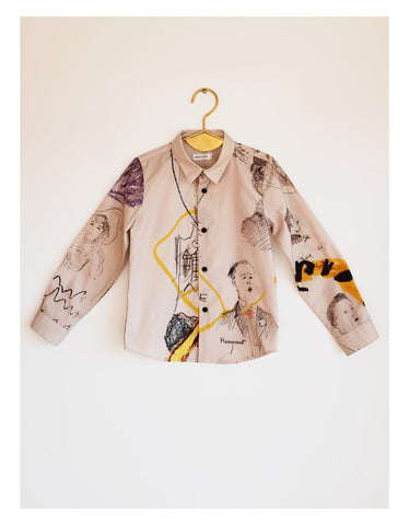 Wolf & Rita Roberto Shirt | Faces