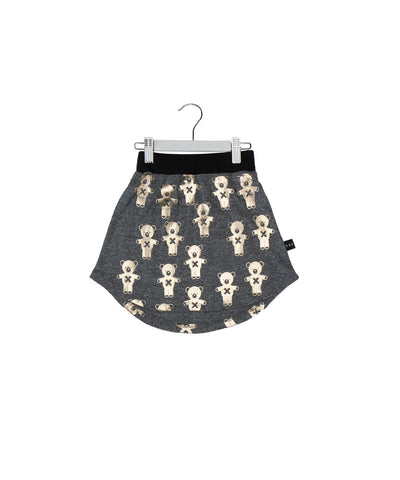 Huxbaby SS17 Soldier Bear Drop Back Skirt