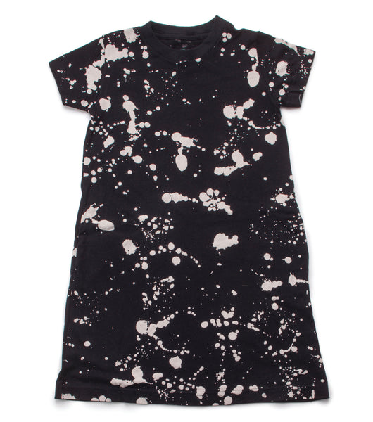 Nununu SS17 Splash A Dress in Black