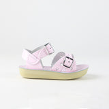 Salt Water Sandals Surfer -  Shiny Sweetheart Pink