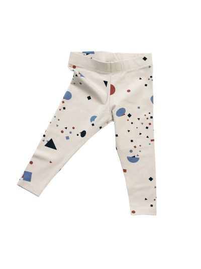 Tiny Cottons geometry chat pant