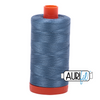 Aurifil 50wt-1126 1300mt/1421yd Cotton Thread