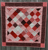Baby Charms-Straight to the Point - - Finished Quilt