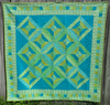 Key Lime Pie - - Finished Quilt