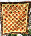 Old Field Road - - Finished Quilt