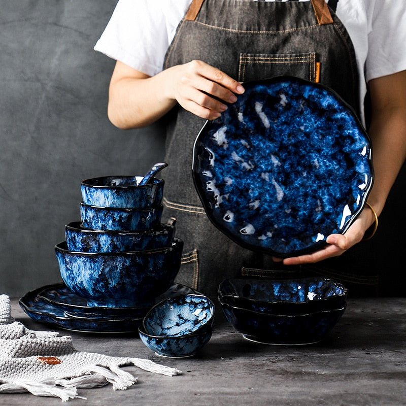 Ceramic Dinner Plates And Bowls