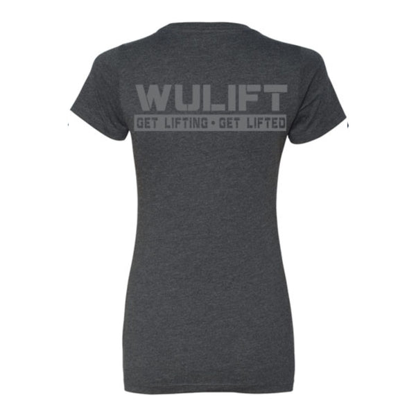WuLift Women's Shortsleeve - Black