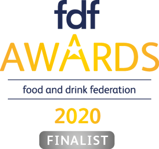 food and drink federation awards 2020 finalist logo