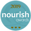 nourish awards 2019 logo