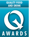 quality food and drink awards logo