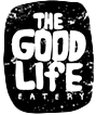 The good life logo.