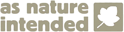 As Nature Intended logo.