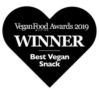 Vegan Food Awards Winner Best Vegan Snack 2019 Logo