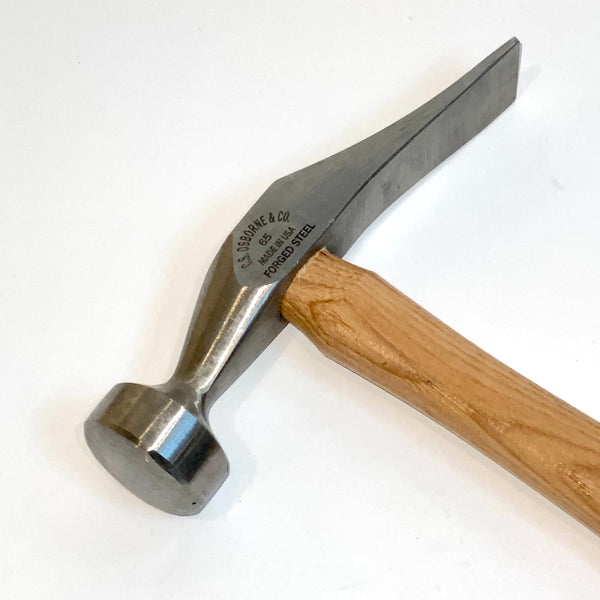 Shoemaking - C.S. Osborne - French Shoe Hammer #65
