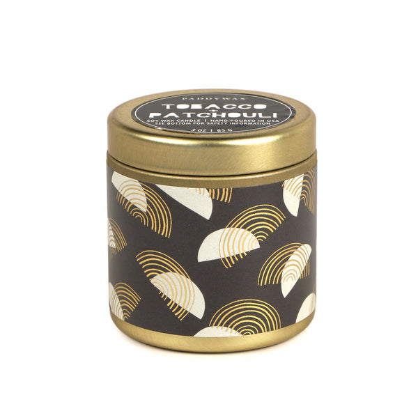 Tobacco & Patchouli Kaleidoscope Candle